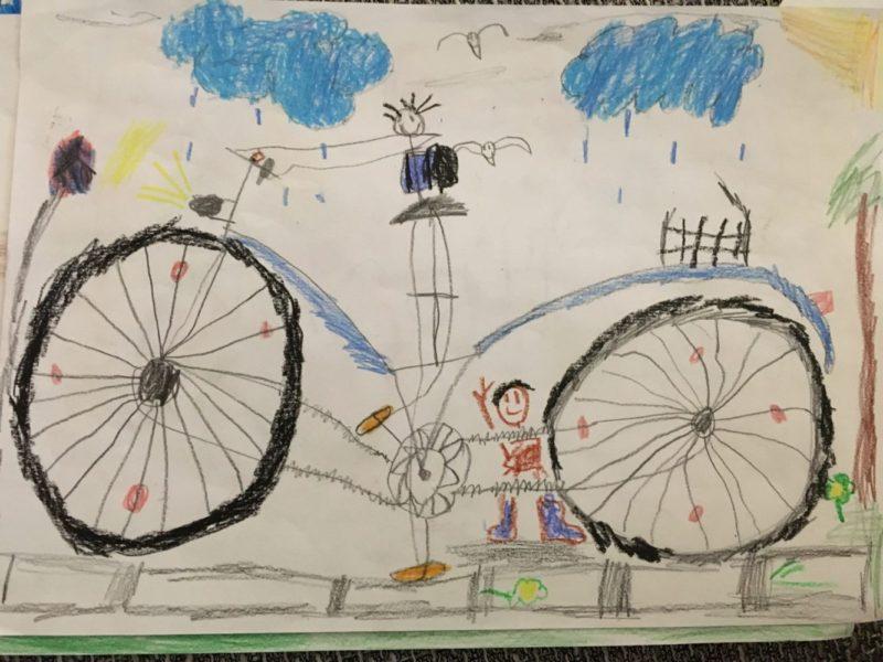 Fahrradbilder der 1b